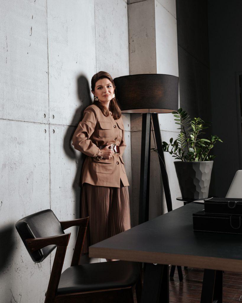 Виктория Салтыкова. Проект Жизнь